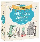 Cover-Bild zu Silly Little Animals All Day Long von Fordacq, Marie
