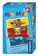 Cover-Bild zu Mix-Max - Lieblingstiere