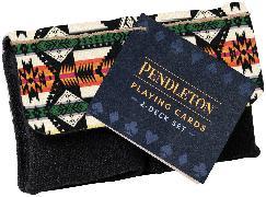 Cover-Bild zu Pendleton Playing Cards von Pendleton Woolen Mills (Gestaltet)