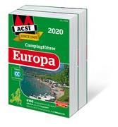 Cover-Bild zu ACSI Internationaler Campingführer Europa 2020 von Feyerabend, Kai (Hrsg.)