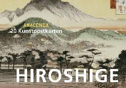 Cover-Bild zu Postkartenbuch Utagawa Hiroshige