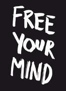 Cover-Bild zu Free your Mind Postcard Block von Kraft, Marcus
