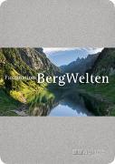 Cover-Bild zu Faszination Bergwelten, Postkartenbox von Gerth, Roland (Fotograf)