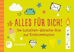 Cover-Bild zu Alles für dich! von Fritsch, Marlene
