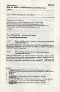 Cover-Bild zu Verordnung über die Alters- und Hinterlassenenversicherung (AHVV)