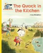Cover-Bild zu McLachlan, Jenny: Reading Planet - The Quack in the Kitchen - Yellow: Galaxy