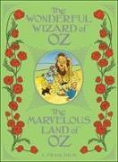 Cover-Bild zu Baum, L. Frank: The Wonderful Wizard of Oz / The Marvelous Land of Oz