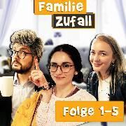 Cover-Bild zu eBook Familie Zufall Folge 1-5