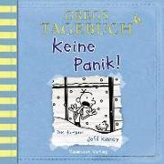Cover-Bild zu Gregs Tagebuch 6 - Keine Panik!
