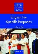 Cover-Bild zu English for Specific Purposes von Harding, Keith