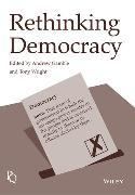 Cover-Bild zu Rethinking Democracy von Gamble, Andrew
