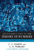 Cover-Bild zu An Introduction to the Theory of Numbers von Hardy, G. H.