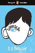 Cover-Bild zu Palacio, R J: Penguin Readers Level 3: Wonder (ELT Graded Reader)