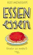 Cover-Bild zu Menschik, Kat: Essen essen