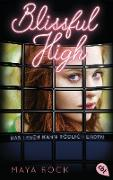 Cover-Bild zu eBook BLISSFUL HIGH - Das Leben kann tödlich enden