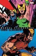 Cover-Bild zu Claremont, Chris (Ausw.): Marvel Visionaries: Chris Claremont
