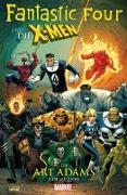 Cover-Bild zu Adams, Art: Fantastic Four und die X-Men: Die Art Adams Collection