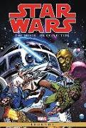 Cover-Bild zu Goodwin, Archie: Star Wars: the Marvel UK Omnibus