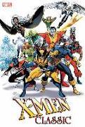 Cover-Bild zu Claremont, Chris: X-men Classic Omnibus