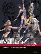 Cover-Bild zu Claremont, Chris: Milo Manara Werkausgabe