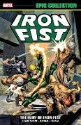 Cover-Bild zu Chris, Claremont: Iron Fist Epic Collection: The Fury of Iron Fist