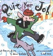 Cover-Bild zu Kochalka, James (Illustr.): Quit Your Job