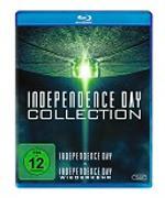 Cover-Bild zu Roland Emmerich (Reg.): Independence Day 1+2