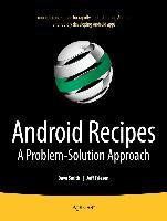 Cover-Bild zu Friesen, Jeff: Android Recipes