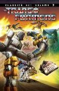 Cover-Bild zu Furman, Simon: Transformers Classics UK Volume 3