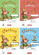 Cover-Bild zu Einsterns Schwester, Sprache und Lesen - Ausgabe 2015, 2. Schuljahr, Themenhefte 1-4 und Projektheft mit Schuber, Verbrauchsmaterial