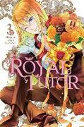 Cover-Bild zu Higasa Akai: The Royal Tutor, Vol. 3