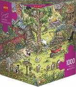 Cover-Bild zu Garden Adventures Puzzle