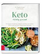 Cover-Bild zu Karner, Brigitte: Keto - richtig gesund