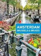 Cover-Bild zu eBook Moon Amsterdam, Brussels & Bruges