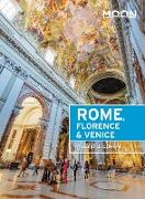 Cover-Bild zu eBook Moon Rome, Florence & Venice