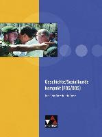 Cover-Bild zu Focken, Manuela: Geschichte/Sozialkunde kompakt (FOS/BOS)