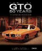 Cover-Bild zu Holmstrom, Darwin: Pontiac Gto 50 Years
