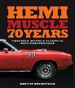Cover-Bild zu Holmstrom, Darwin: Hemi Muscle 70 Years