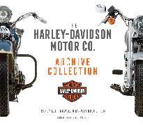 Cover-Bild zu Holmstrom, Darwin: The Harley-Davidson Motor Co. Archive Collection