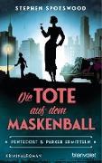 Cover-Bild zu eBook Die Tote auf dem Maskenball