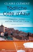 Cover-Bild zu eBook Tödliche Côte d'Azur