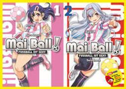 Cover-Bild zu Inoue, Sora: Mai Ball - Fußball ist sexy!: Starter-Spar-Pack