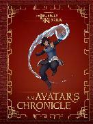 Cover-Bild zu Robinson, Andrea: The Legend of Korra: An Avatar's Chronicle