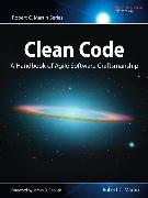 Cover-Bild zu Martin, Robert C.: Clean Code