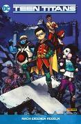 Cover-Bild zu Glass, Adam: Teen Titans Megaband