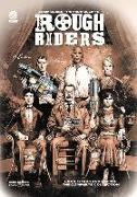 Cover-Bild zu Adam Glass: ROUGH RIDERS: LOCK STOCK AND BARREL, THE COMPLETE SERIES HC