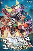 Cover-Bild zu Glass, Adam: Teen Titans Vol. 3: Seek and Destroy