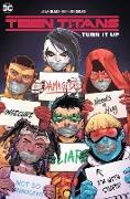 Cover-Bild zu Glass, Adam: Teen Titans Vol. 2: Turn It Up