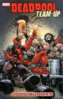 Cover-Bild zu Glass, Adam: Deadpool Team-up Vol. 1: Good Buddies