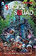 Cover-Bild zu Glass, Adam: Suicide Squad, Volume 3: Death Is for Suckers (the New 52)